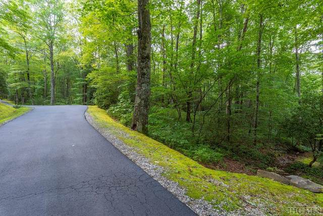 Lot 2 Club Drive, Cashiers, NC 28717 (MLS #97146) :: Berkshire Hathaway HomeServices Meadows Mountain Realty