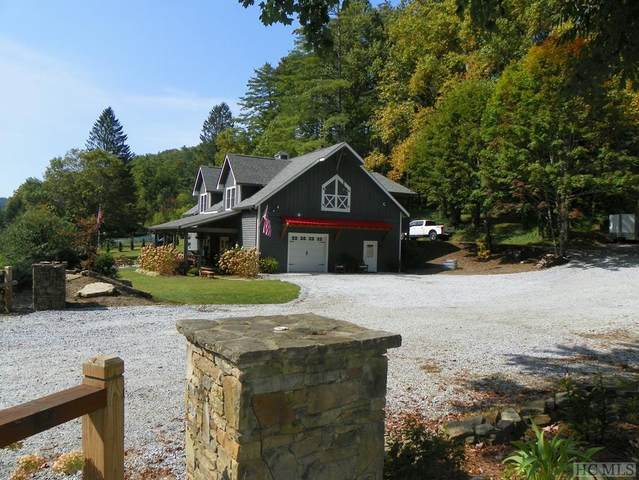 804 W Us Hwy 64W, Cashiers, NC 28717 (MLS #97161) :: Pat Allen Realty Group