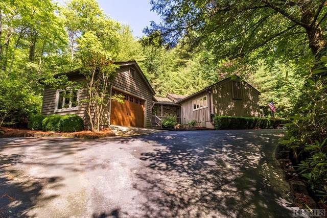 222 Upper Whitewater Road, Sapphire, NC 28774 (MLS #97192) :: Pat Allen Realty Group