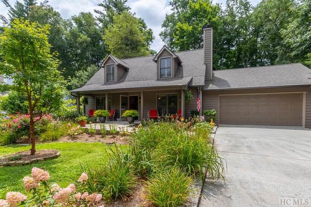 310 Shelby Drive, Highlands, NC 28741 (MLS #97208) :: Berkshire Hathaway HomeServices Meadows Mountain Realty