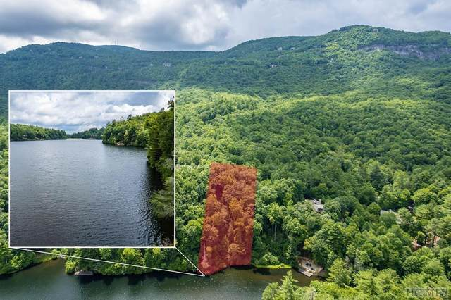 M 38 W Cardinal Drive, Lake Toxaway, NC 28747 (MLS #97225) :: Berkshire Hathaway HomeServices Meadows Mountain Realty
