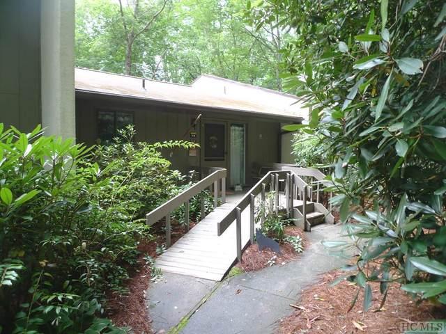 115-#9B Dogwood Knob Lane 9B, Sapphire, NC 28774 (MLS #97241) :: Berkshire Hathaway HomeServices Meadows Mountain Realty