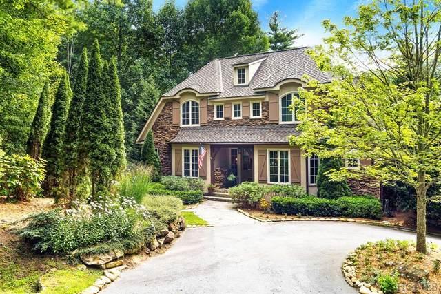 911 Trillium Ridge Road, Cullowhee, NC 28723 (MLS #97249) :: Berkshire Hathaway HomeServices Meadows Mountain Realty