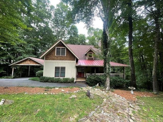 49 Toxaway Lane, Sapphire, NC 28774 (MLS #97257) :: Berkshire Hathaway HomeServices Meadows Mountain Realty