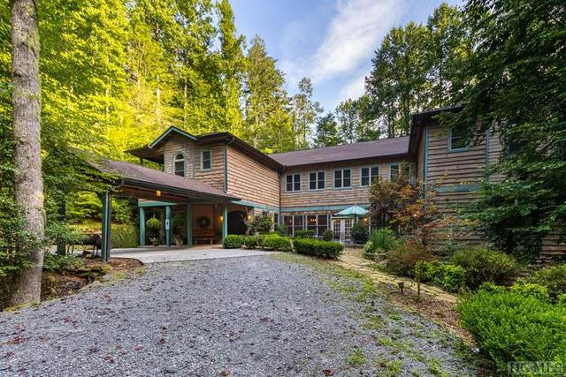 68 Shoal Creek Road, Scaly Mountain, NC 28775 (MLS #97259) :: Berkshire Hathaway HomeServices Meadows Mountain Realty