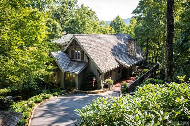 131 Wild Ginger Lane, Cashiers, NC 28717 (MLS #97261) :: Berkshire Hathaway HomeServices Meadows Mountain Realty