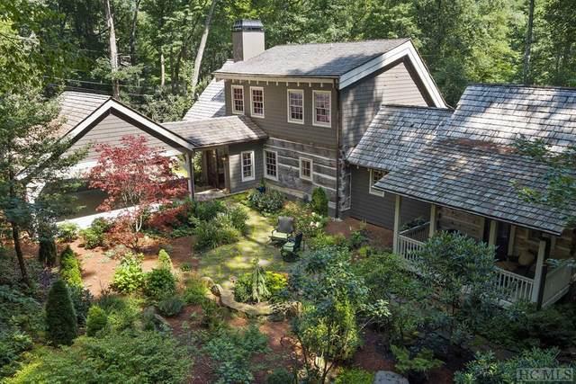 343 Hemlock Circle, Highlands, NC 28741 (MLS #97263) :: Berkshire Hathaway HomeServices Meadows Mountain Realty