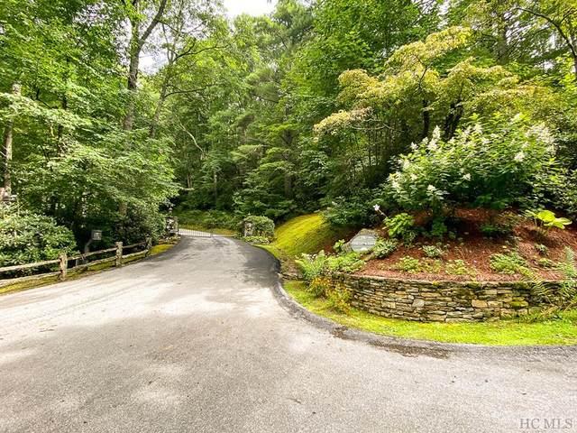 Lot F Sheepcote Road, Cashiers, NC 28717 (#97265) :: High Vistas Realty
