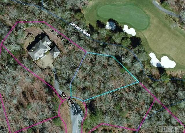 Lot E106 Tanawha Drive, Cashiers, NC 28717 (MLS #97268) :: Berkshire Hathaway HomeServices Meadows Mountain Realty