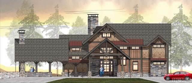 TBD Steeplebush Court, Tuckasegee, NC 28783 (MLS #97279) :: Berkshire Hathaway HomeServices Meadows Mountain Realty