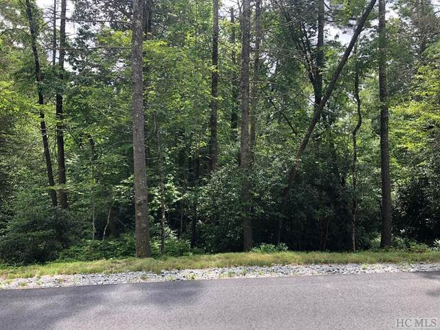 Lot 86 Ivy Gate Lane, Cashiers, NC 28717 (MLS #97285) :: Berkshire Hathaway HomeServices Meadows Mountain Realty