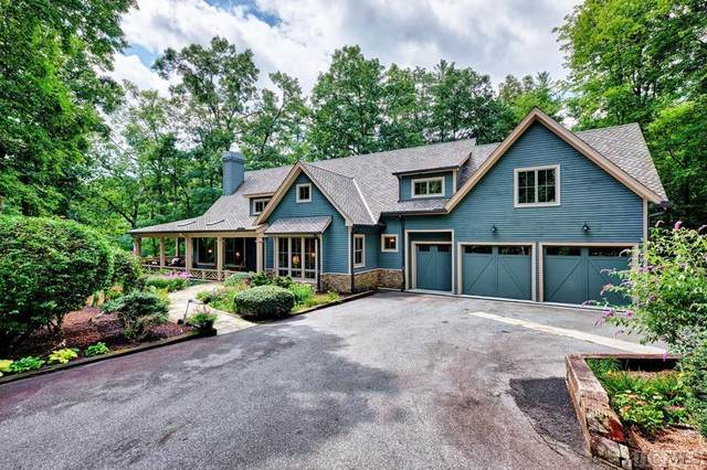 29 Leaning Tree Road, Sapphire, NC 28774 (MLS #97292) :: Pat Allen Realty Group