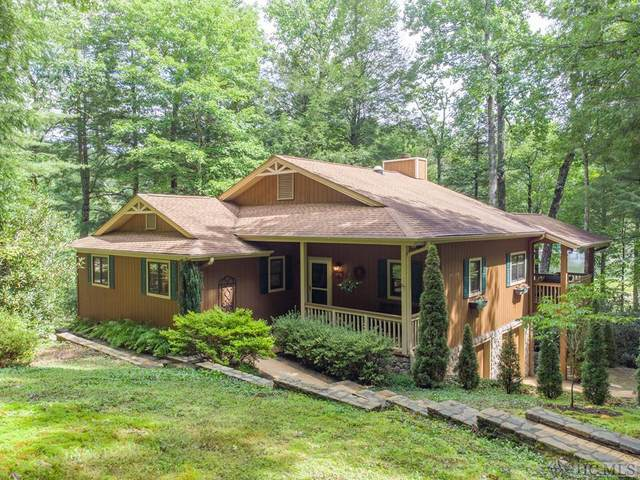 1624 West Club Blvd, Lake Toxaway, NC 28747 (MLS #97303) :: Berkshire Hathaway HomeServices Meadows Mountain Realty