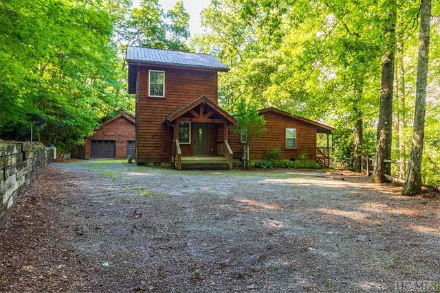 426 Bright Mountain Road, Cullowhee, NC 28723 (MLS #97321) :: Berkshire Hathaway HomeServices Meadows Mountain Realty