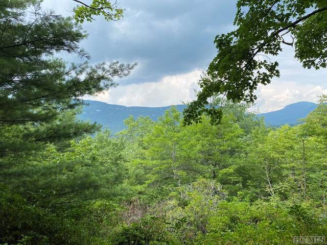 45 Hawk Mountain Road, Lake Toxaway, NC 28747 (MLS #97334) :: Berkshire Hathaway HomeServices Meadows Mountain Realty