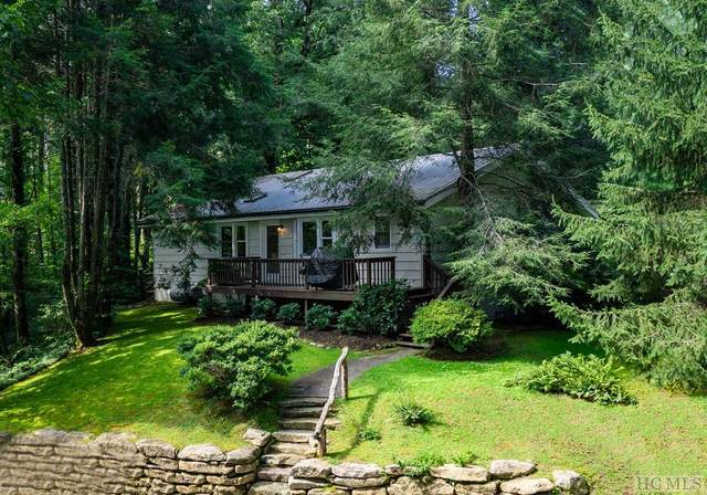 346 Whiteside Cove Road, Highlands, NC 28741 (MLS #97336) :: Berkshire Hathaway HomeServices Meadows Mountain Realty