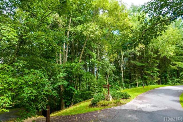 Lot 43 Greycliff Mountain Drive, Glenville, NC 28736 (MLS #97337) :: Berkshire Hathaway HomeServices Meadows Mountain Realty