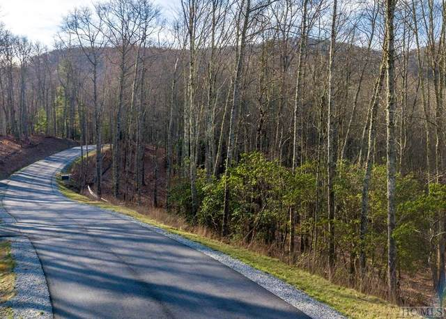 Lot 104 Crippled Oak Trail, Glenville, NC 28736 (MLS #97338) :: Berkshire Hathaway HomeServices Meadows Mountain Realty