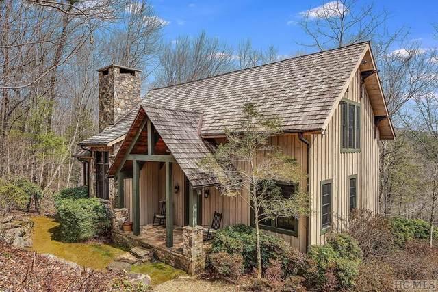 128 Nighthawk Ridge, Lake Toxaway, NC 28747 (MLS #97352) :: Berkshire Hathaway HomeServices Meadows Mountain Realty
