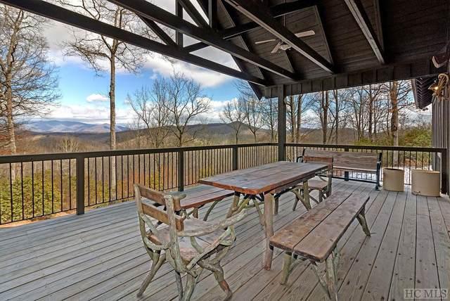 481 Richland Ridge Road, Lake Toxaway, NC 28747 (MLS #97358) :: Berkshire Hathaway HomeServices Meadows Mountain Realty