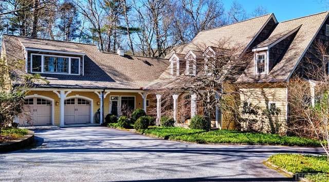 188 Norton Ridge Road, Highlands, NC 28741 (MLS #97371) :: Berkshire Hathaway HomeServices Meadows Mountain Realty