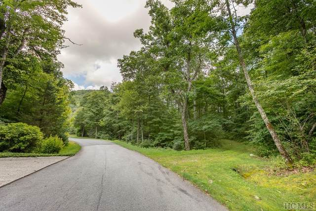 Lot 1 Trailhead Way, Glenville, NC 28736 (MLS #97376) :: Berkshire Hathaway HomeServices Meadows Mountain Realty