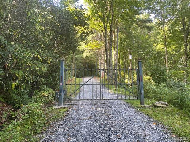 Lt 7C Buggy Barn Road, Cullowhee, NC 28723 (#97386) :: High Vistas Realty
