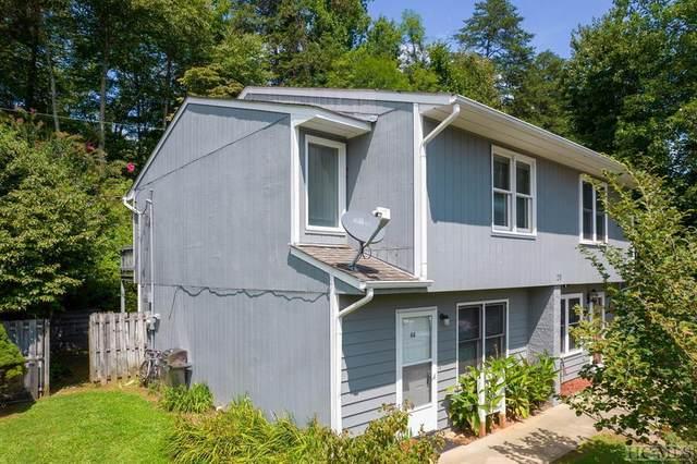 20 W Raccoon Ridge 6A, Sylva, NC 28779 (MLS #97398) :: Berkshire Hathaway HomeServices Meadows Mountain Realty