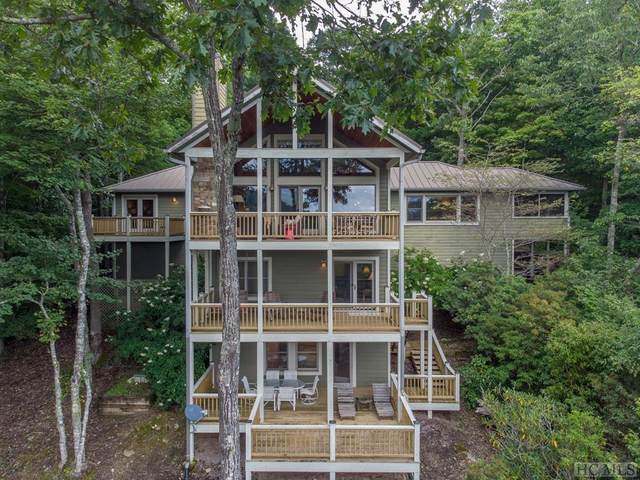 838 Continental Drive, Sapphire, NC 28774 (MLS #97410) :: Pat Allen Realty Group