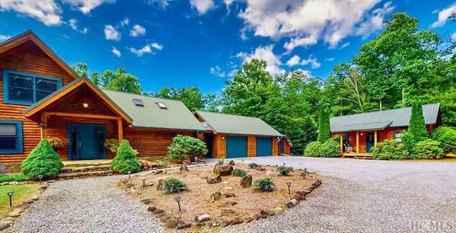 338 Fox Ridge Road, Lake Toxaway, NC 28747 (MLS #97415) :: Pat Allen Realty Group