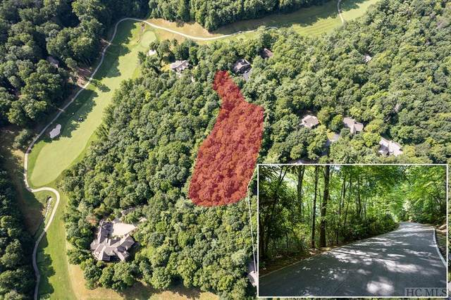 J49 Cherokee Trace, Lake Toxaway, NC 28747 (MLS #97416) :: Berkshire Hathaway HomeServices Meadows Mountain Realty