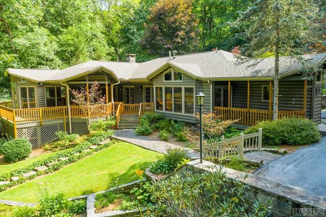 400 Hudson Road, Highlands, NC 28741 (MLS #97417) :: Berkshire Hathaway HomeServices Meadows Mountain Realty