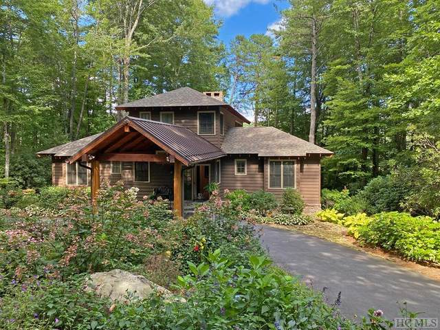 76 Brassie Drive, Sapphire, NC 28774 (MLS #97423) :: Berkshire Hathaway HomeServices Meadows Mountain Realty