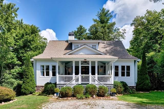 96 Hemlock Circle, Highlands, NC 28741 (MLS #97426) :: Berkshire Hathaway HomeServices Meadows Mountain Realty