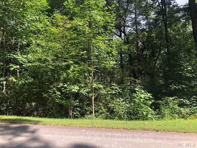 Lot E243 Thunder Creek Lane, Cashiers, NC 28717 (MLS #97433) :: Berkshire Hathaway HomeServices Meadows Mountain Realty