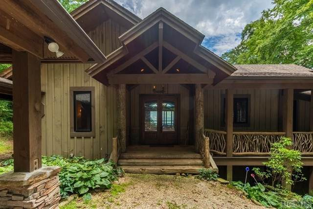 211 Valentine Lane, Highlands, NC 28741 (MLS #97434) :: Berkshire Hathaway HomeServices Meadows Mountain Realty