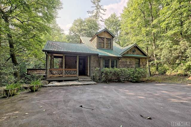 97 Indian Falls Way, Lake Toxaway, NC 28774 (MLS #97447) :: Berkshire Hathaway HomeServices Meadows Mountain Realty