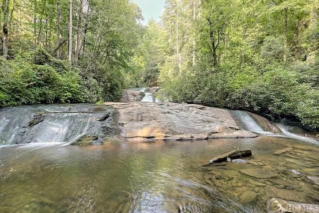 Lot 9 Indian Falls Way, Lake Toxaway, NC 28747 (MLS #97465) :: Berkshire Hathaway HomeServices Meadows Mountain Realty