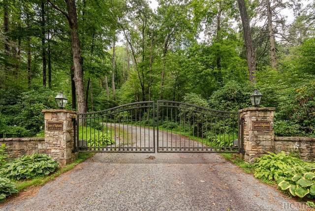 TBD High Gate Drive, Highlands, NC 28741 (MLS #97473) :: Berkshire Hathaway HomeServices Meadows Mountain Realty
