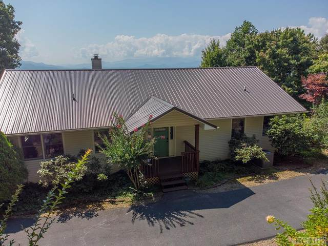 1048 Chinquapin Mountain Road, Franklin, NC 28734 (MLS #97482) :: Berkshire Hathaway HomeServices Meadows Mountain Realty