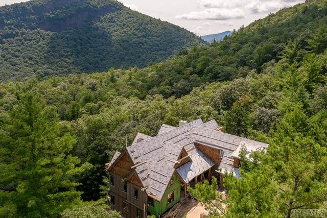 723 East Ridge Road, Cashiers, NC 28717 (MLS #97483) :: Berkshire Hathaway HomeServices Meadows Mountain Realty