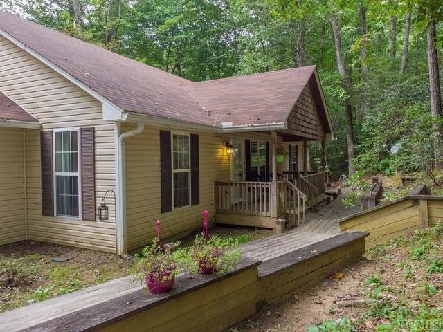 206 Juniper Court, Sapphire, NC 28774 (MLS #97484) :: Berkshire Hathaway HomeServices Meadows Mountain Realty