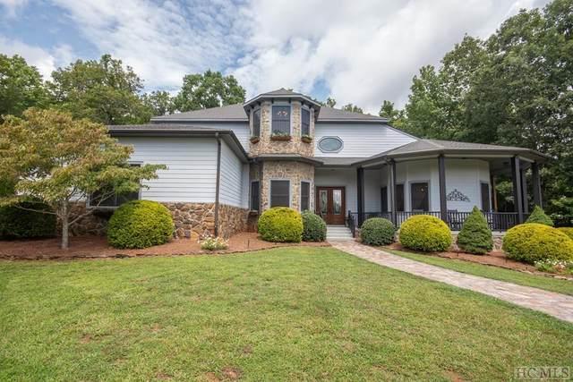 668 Brookwood Drive, Franklin, NC 28734 (MLS #97485) :: Pat Allen Realty Group