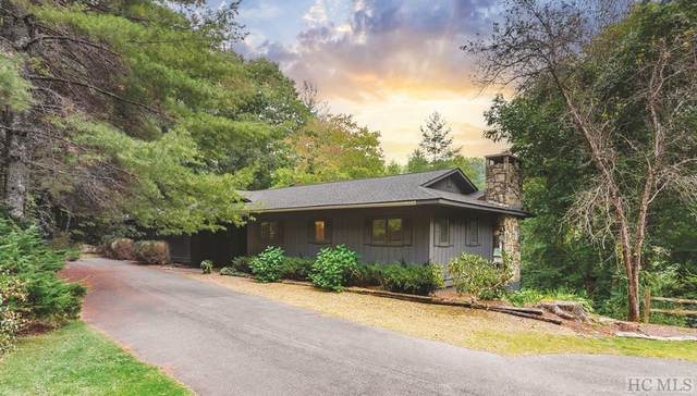 101 Dogwood Court, Highlands, NC 28741 (MLS #97490) :: Berkshire Hathaway HomeServices Meadows Mountain Realty