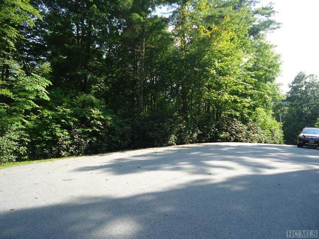 Lot 269 Beaver Court, Sapphire, NC 28774 (MLS #97496) :: Berkshire Hathaway HomeServices Meadows Mountain Realty