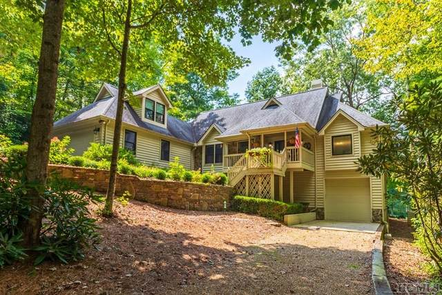 141 Rushing Springs Lane, Sapphire, NC 28774 (MLS #97499) :: Berkshire Hathaway HomeServices Meadows Mountain Realty