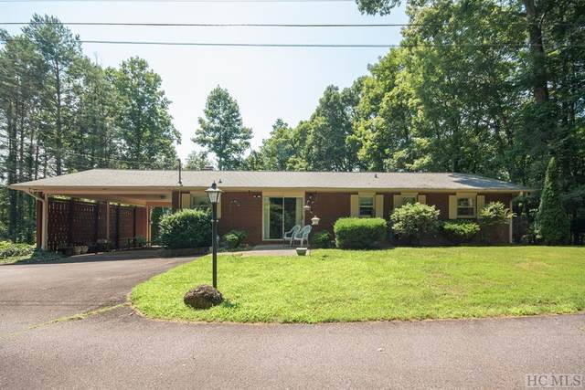 52 Maple Drive, Franklin, NC 28734 (MLS #97500) :: Berkshire Hathaway HomeServices Meadows Mountain Realty