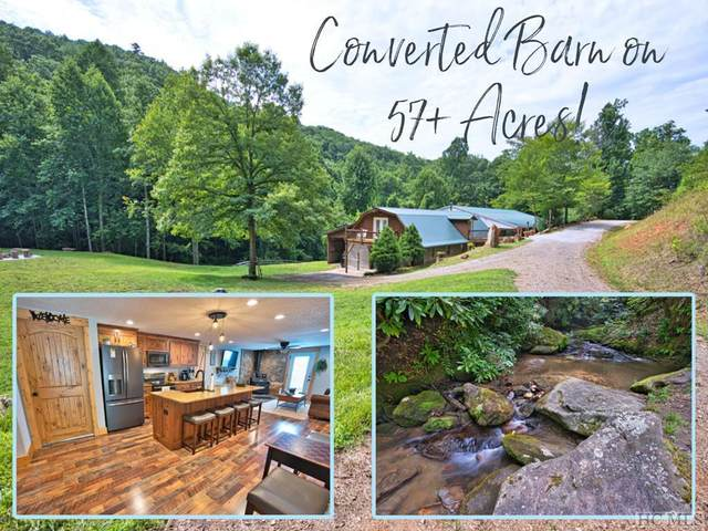 1902 E Hickory Knoll Road, Franklin, NC 28734 (MLS #97502) :: Berkshire Hathaway HomeServices Meadows Mountain Realty
