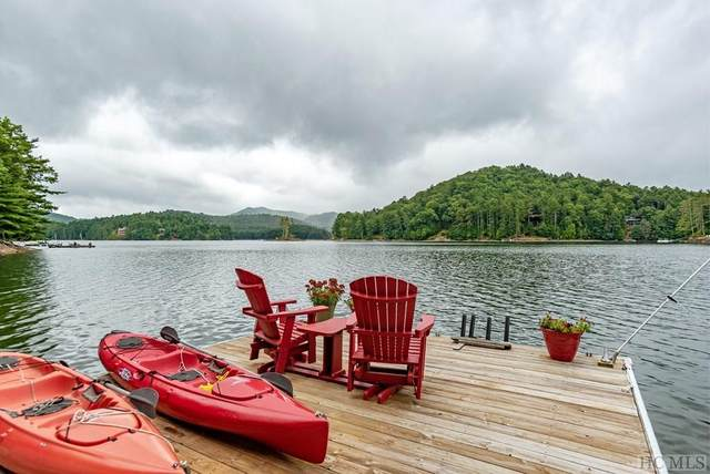 653 Summer Hill Road, Cullowhee, NC 28723 (MLS #97507) :: Berkshire Hathaway HomeServices Meadows Mountain Realty