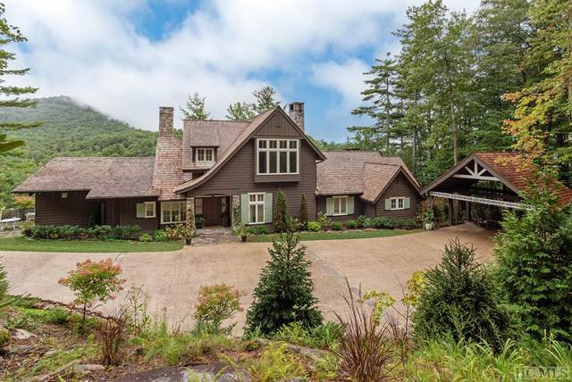 465 Gristmill Ridge, Cashiers, NC 28717 (MLS #97510) :: Berkshire Hathaway HomeServices Meadows Mountain Realty